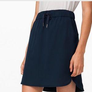 🌿 Lululemon on the fly skirt size 6